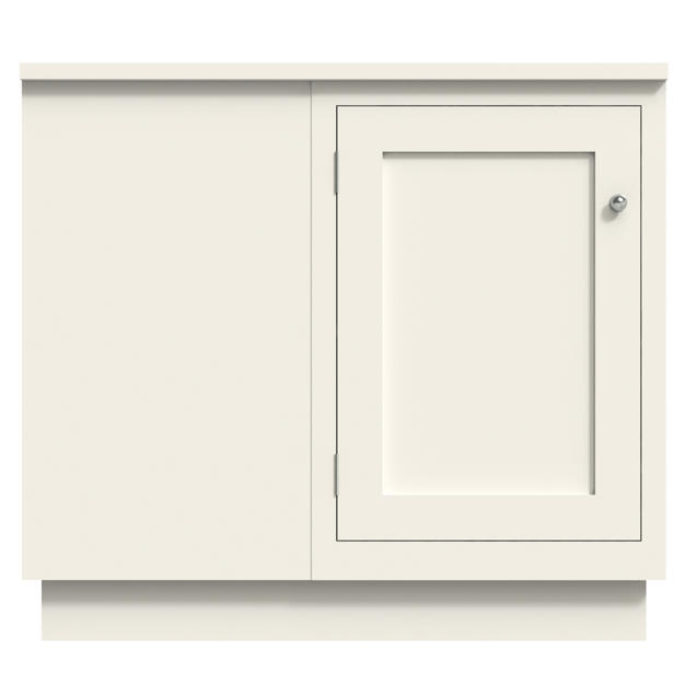 Corner Cupboard RH Medium