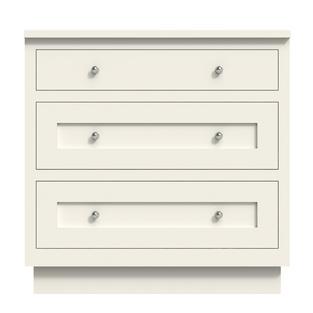 Three Drawers Large Cabinet