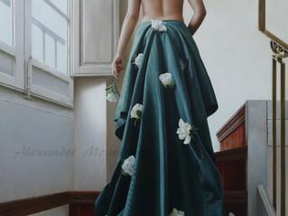 The poet of painting -  Alexandre Monntoya
