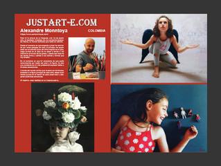 Edición Junio de la revista Arte y Artistas