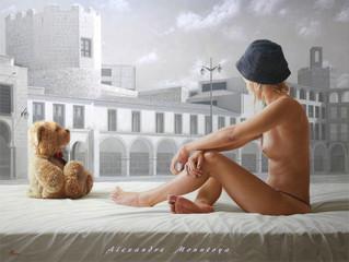 Arte a un clic - Alexandre Monntoya