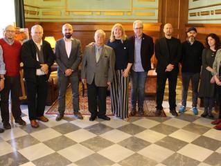 65 obras originales optan al primer premio del VIII Certamen Internacional de Pintura Ramón Portillo