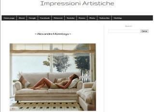 Impressioni Artistiche     Alexandre Monntoya