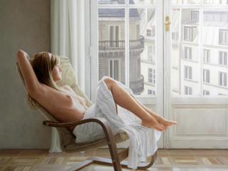 Атмосферные картины художника Alexandre Monntoya