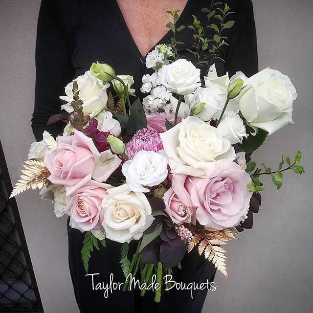 ~Today's beautiful bridal bouquet for Ja