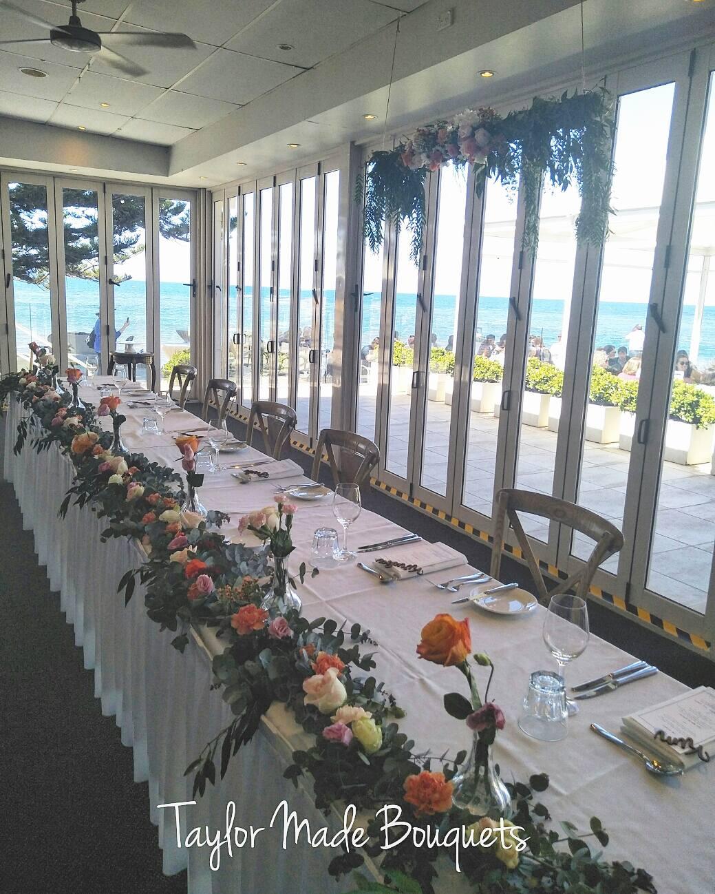 Bridal Table Runner