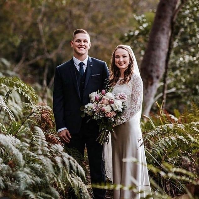 Kangaroo Valley Wedding Flowers