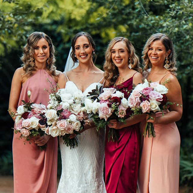 Jaspers, Berry Wedding