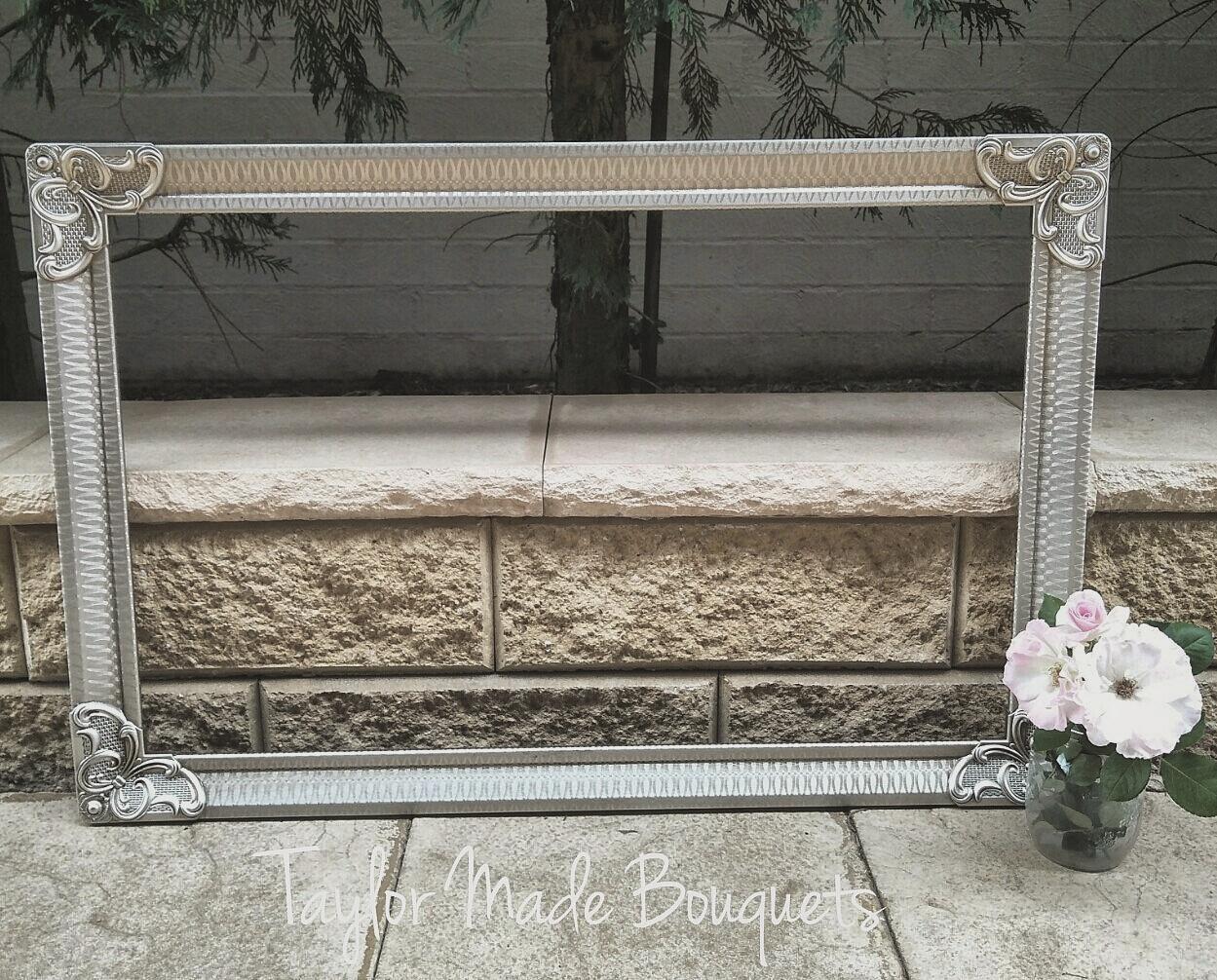 Ornate Prop Frame $20