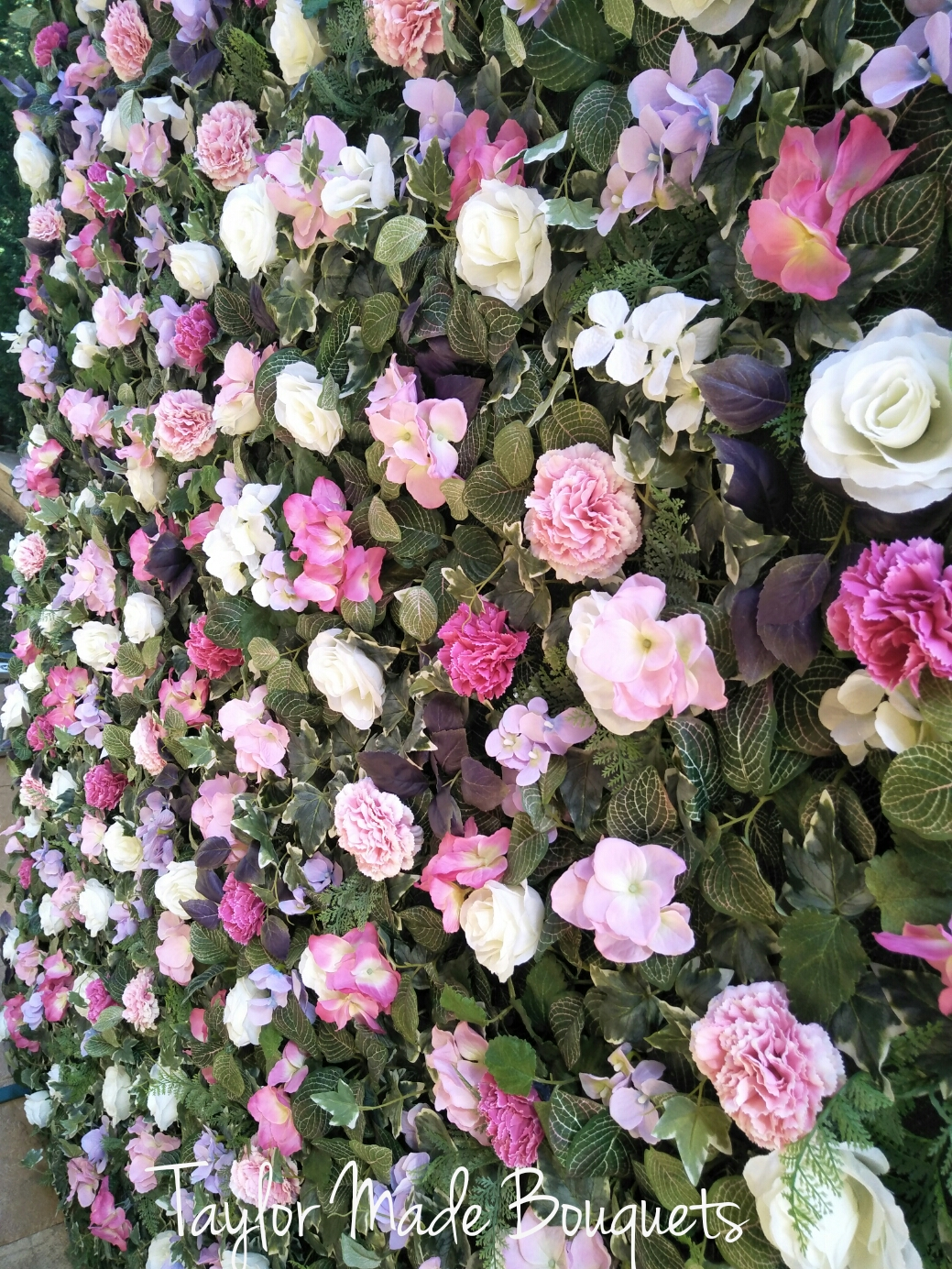 Flower Wall $180