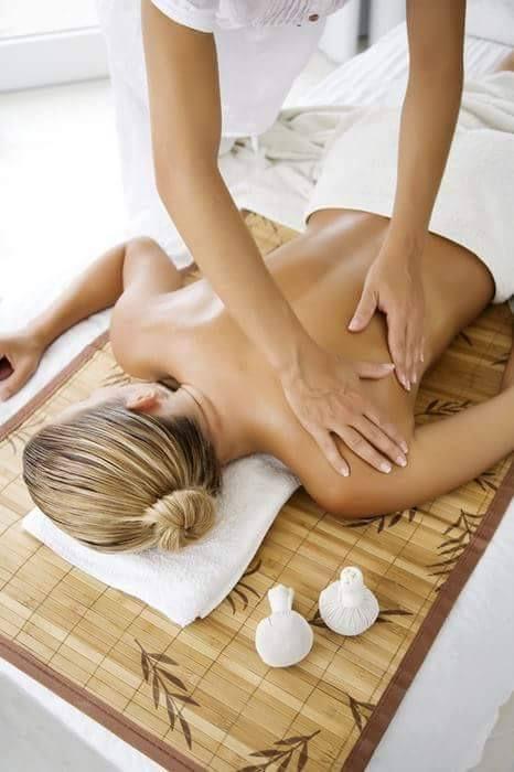 Massagem Terapéutica