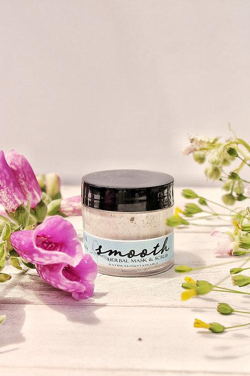 Smooth Herbal Mask & Scrub
