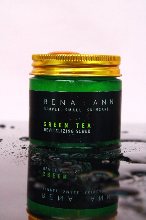 Green Tea Revitalizing Scrub