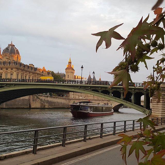 Sunrise on the Pont de Change