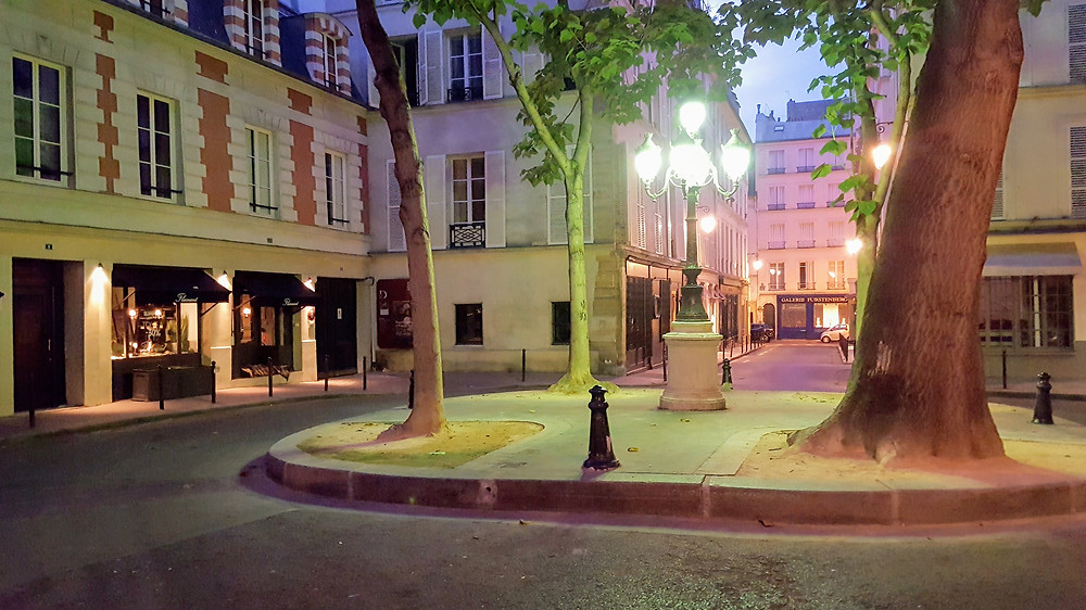 Place Furstenberg - Saint Germain des Près