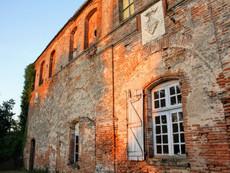 Piquecos - Courtyard wall
