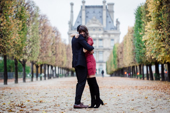 Some inspiration for a Valentine stay in Paris