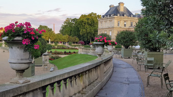 My private Luxembourg gardens