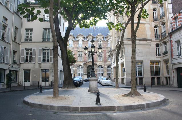 Place Furstenburg, Paris 6th Arrondissement