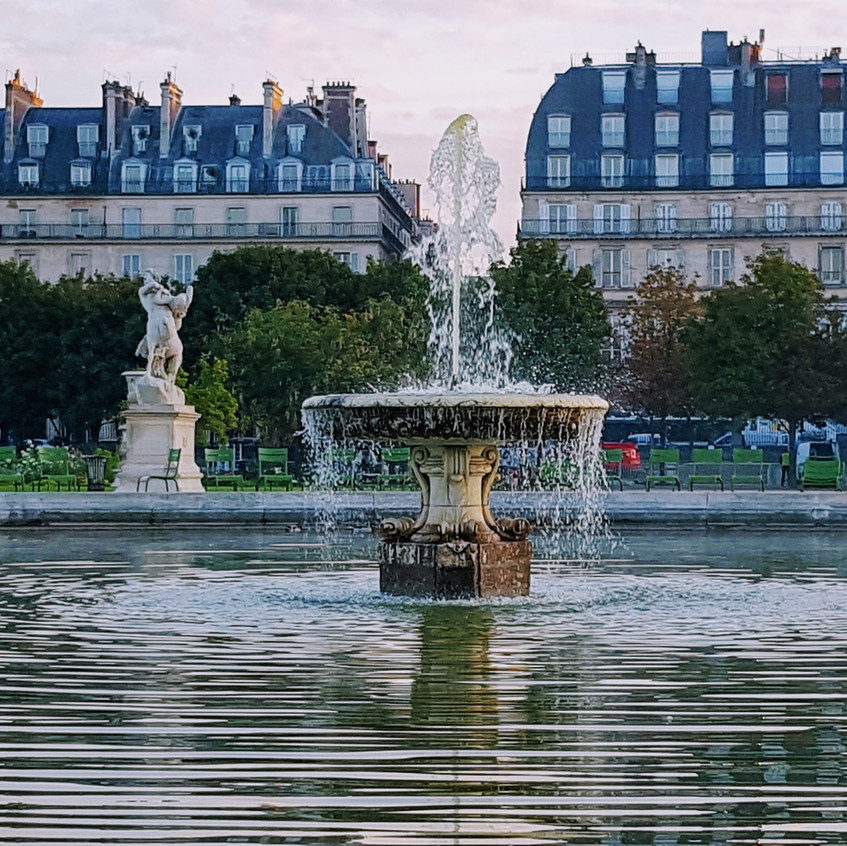 Tuileries-fountain
