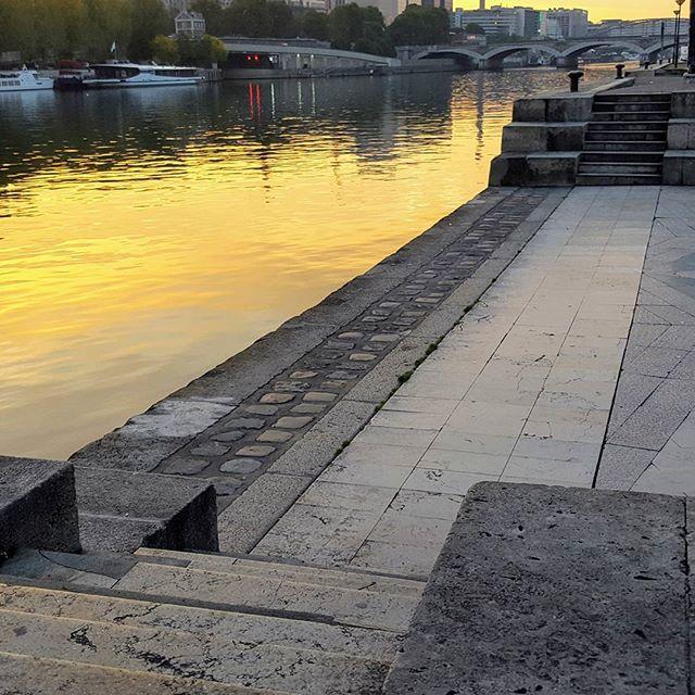Seine of gold