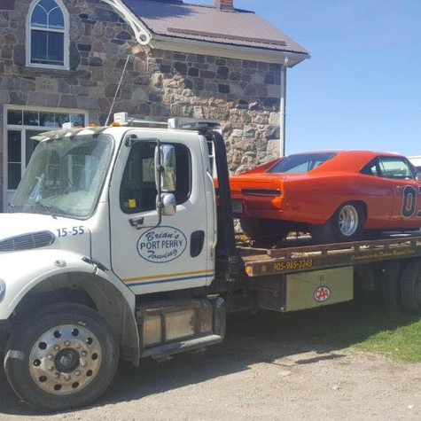 Flatbed & Specialty Towing