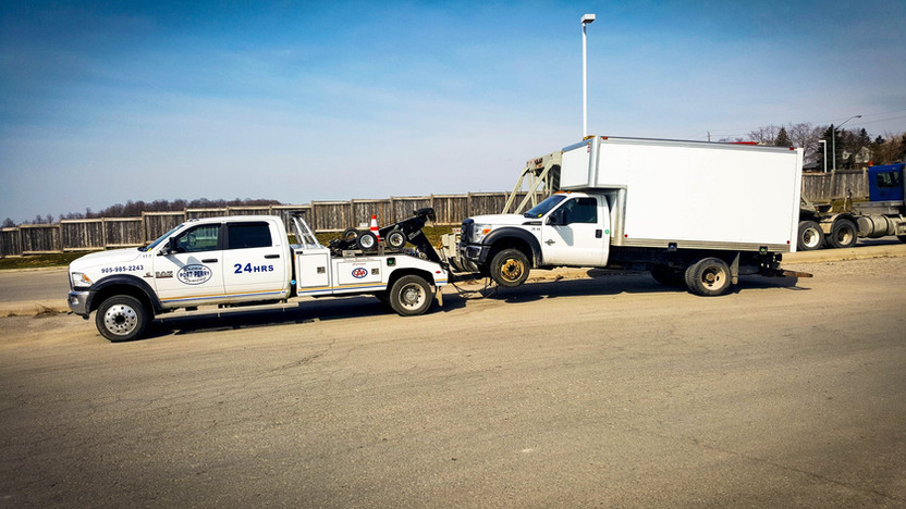 Mid-Duty, Extrication & Police Towing