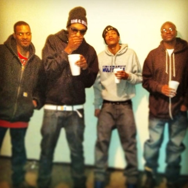 #throwback BoyzNdaHood #OGs young general!