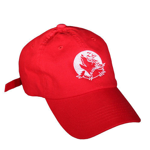 Immaculate Posse Red Dad Hat
