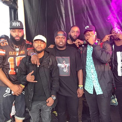 #ShoutOut _z1079 _coreygrand with that #ImmaculatePosse #DadHat 👀👀👀#ESTFEST