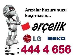 izmir arçelik servisi telefon numarası