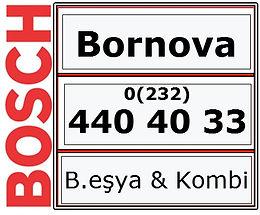 Bornova Bosch Yetkili Servisi