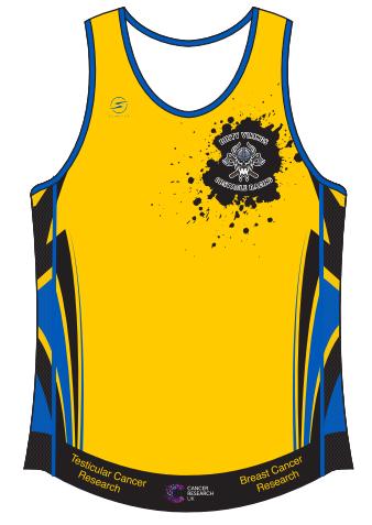2021 Dirty Vikings Membership Vest