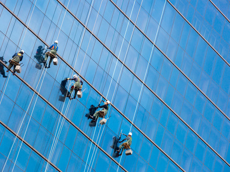 3 Surprising Benefits of High-rise Window Cleaning