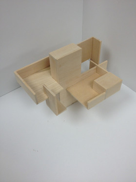 Sculptural representation of public space