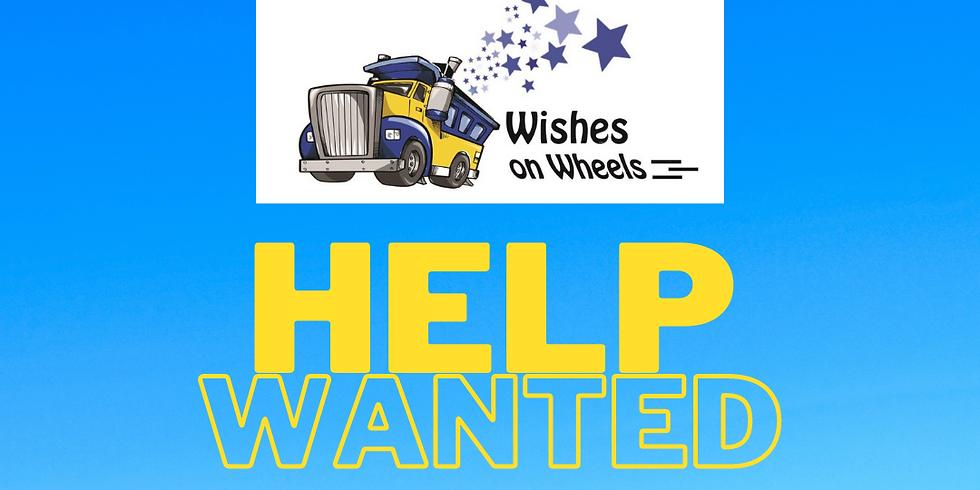 Volunteer to Help!
