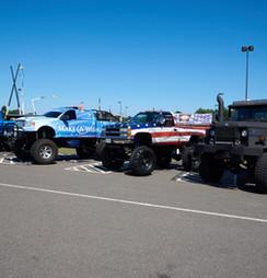 Over 650 Trucks