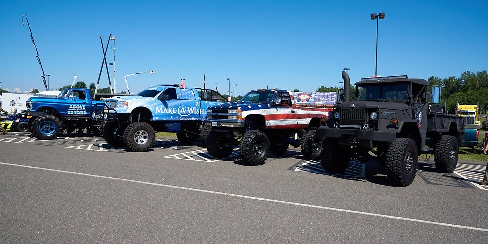 2021 Wishes on Wheels Touch-A-Truck