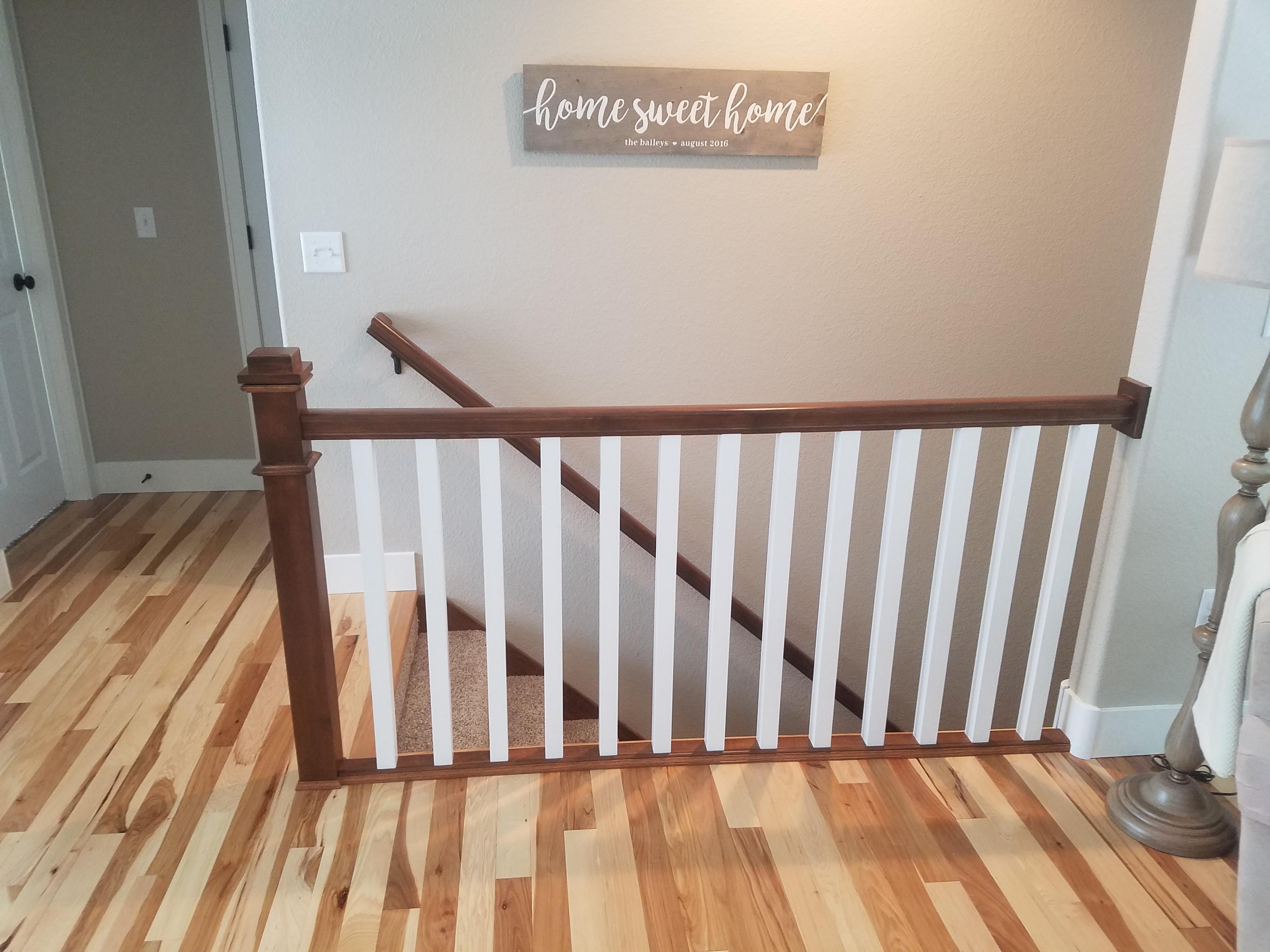 Custom banister & handrail