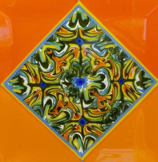 Dos naranjas by Malu