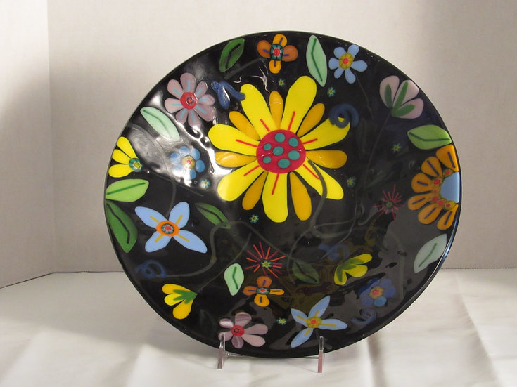 Garden bowl by Malu