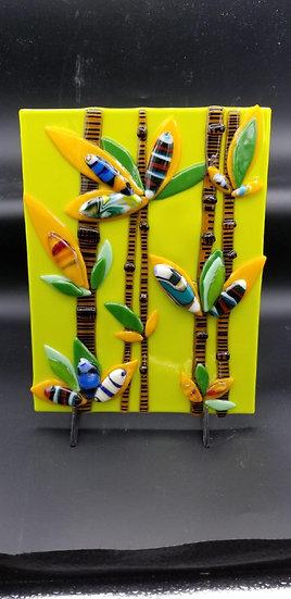 Fantasy Garden bamboo by Malu
