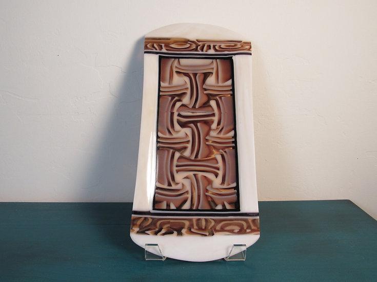 Caramel tray by Malu