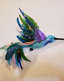 Hummingbird by Malu