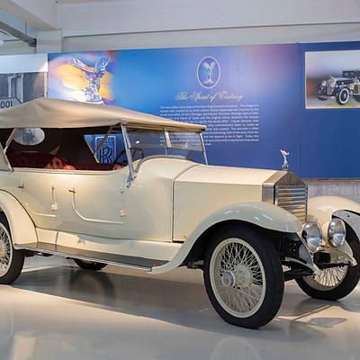 Gee Dee Car Museum