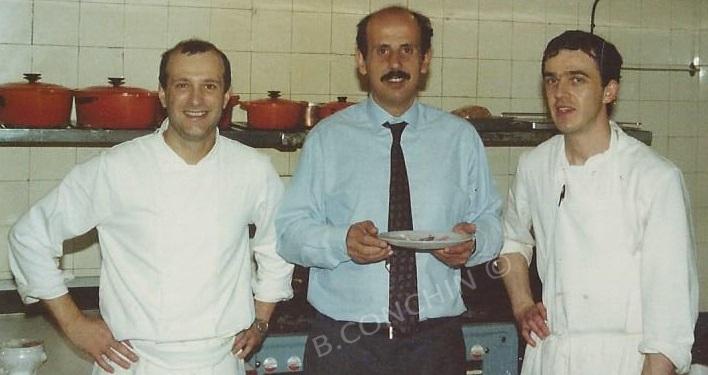 Bruno et Gilles
