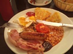 Petit déjeuner complet, Londres