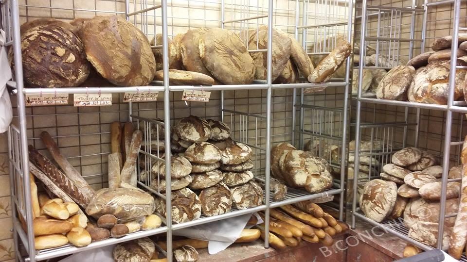 Boulangerie traditionnelle à Tulles