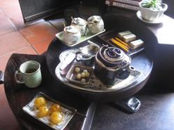 Tea time à Hou An - Vietnam
