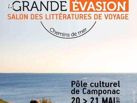 Salon des littératures de voyage de Pessac (Gironde)